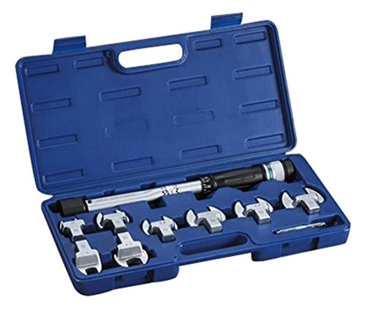 YELLOW JACKET 60652 Eight Head Torque Wrench Kit jfqrffzns