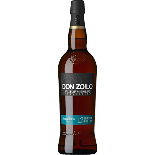 Williams & Humbert Don Zoilo Amontillado 12 years old Sherry - 0.75 l