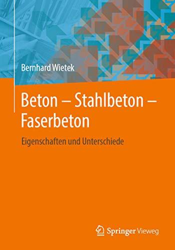 Beton – Stahlbeton – Faserbeton: Eigenschaften und Unterschiede