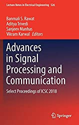 Advances in Signal Processing and Communication: Select Proceedings of ICSC 2018