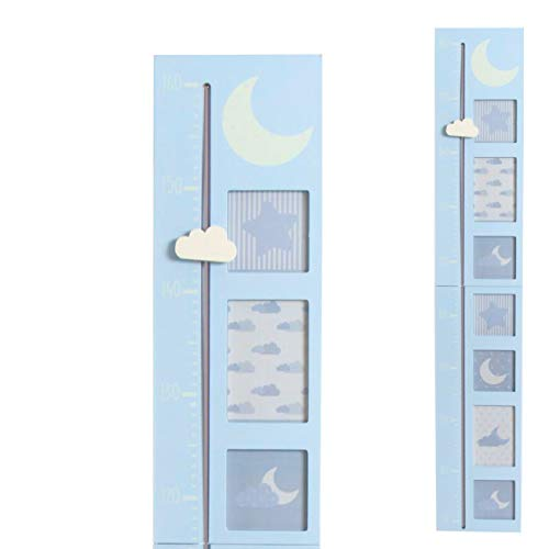 Vidal Geschenke Metro Wand Kinder Blau 96 cm