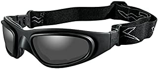 Wiley X Men's Sg-1 Matte Adjustable Strap Sunglasses