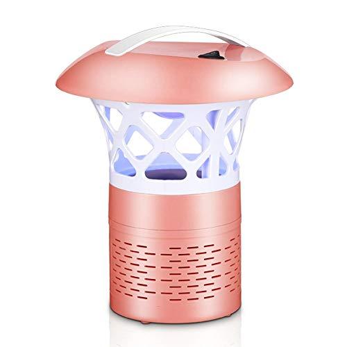 Fotocatalizador Led Insect Killer Hogar Sin radiación Silencio Bebé Embarazada Drive Mosquito Killer Interior Fly Trap Lámpara electrónica para Matar Insectos (Color: B)