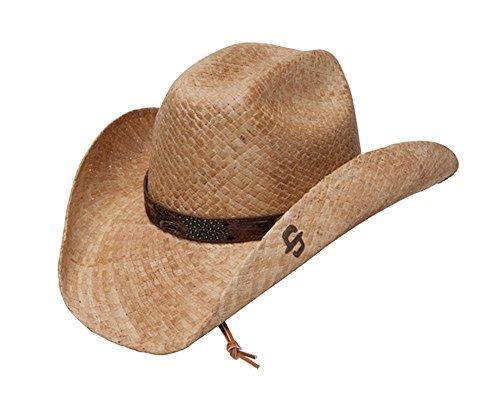 Stetson River Run - Shapeable Straw Cowboy Hat (X-Large)