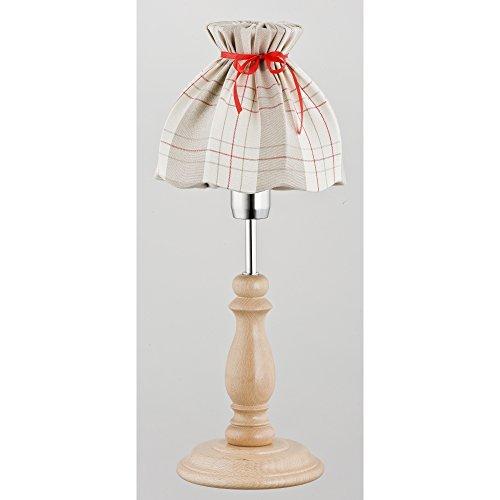 ALFA Romantica 1 Lampe de Chevet Lampe à Poser Luminaire Lampe de Table lumière Interieur