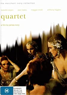 Merchant Ivory: Quartet DVD