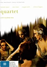 Merchant Ivory: Quartet DVD