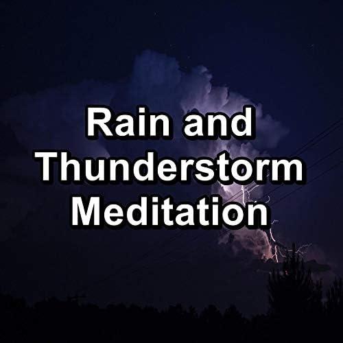 Rainy Mood, Relaxing Rain Sounds & Thunderstorm Sound Bank