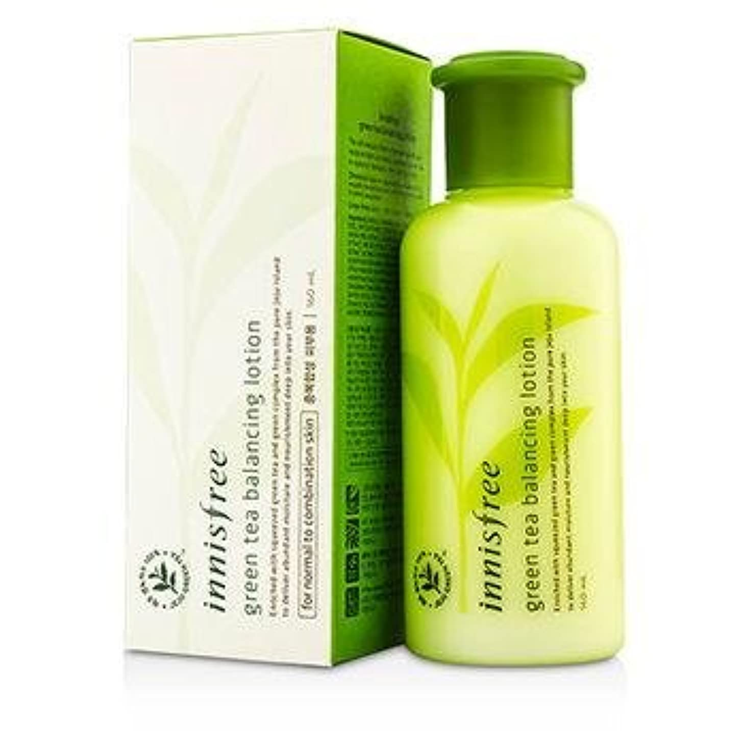 良心ガードエコーINNISFREE Greentea Balancing Lotion (並行輸入品)