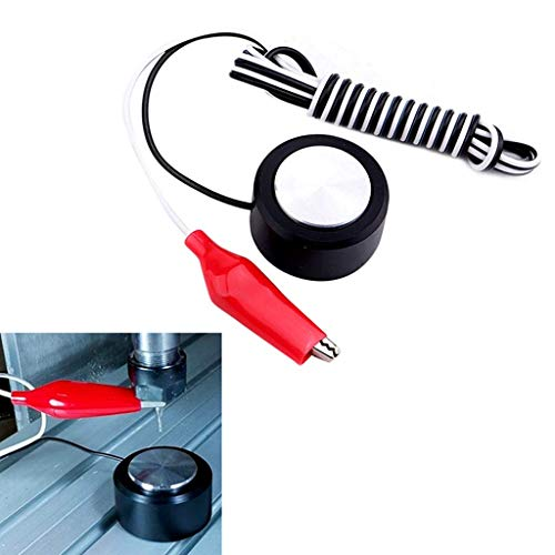 CNC Z-Achsen Einstellung Touch Auto Check Instrument, Graviermaschine Werkzeugmaschinen Router Auto Check Instrument, Check Touch Platte Einstellung Sonde Fräsen, DIY Gravur Werkzeuge