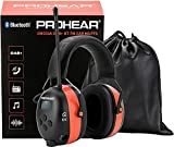 PROHEAR 033A Casque Anti Bruit DAB Radio, FM Radio et Bluetooth sans fil, Protection Auditive...