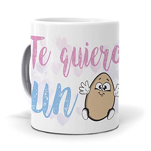 mundohuevo Taza Te Quiero un Huevo