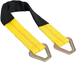 """Keeper 24"""" x 3,333""""lbs/61cm x 1,512kg Premium Axle Strap with D-Ring"""