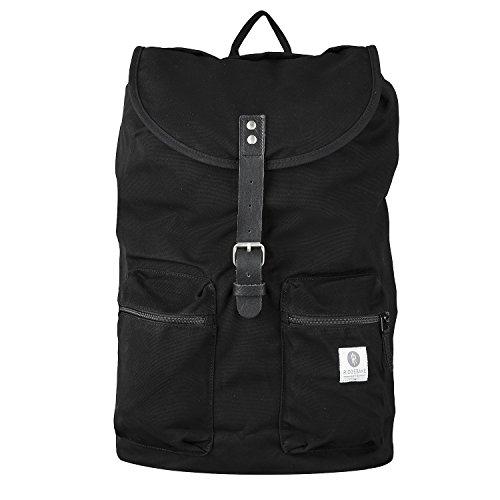 Ridgebake Kay Backpack Rucksack 998 black/black leather