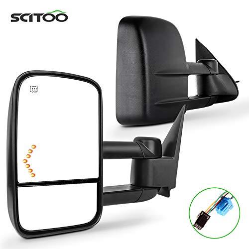 05 silverado towing mirrors - 5