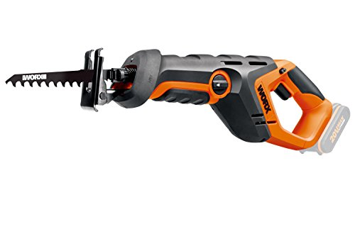 WORX WX508.9 18V 20V MAX Cordless Reciprocating Saw - BODY ONLY