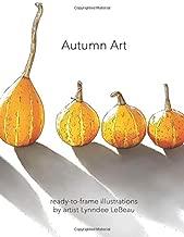 Autumn Art: ready-to-frame illustrations by artist Lynndee LeBeau