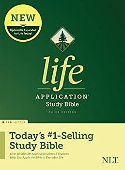 NLT Life Application Study Bible Third Edition