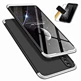 CIRRYS Coque Huawei Honor 8X Max Étui 360° Housse PC Hard Shell Anti-Choc Full-Cover Case Scratch Pare-Chocs Casque de...