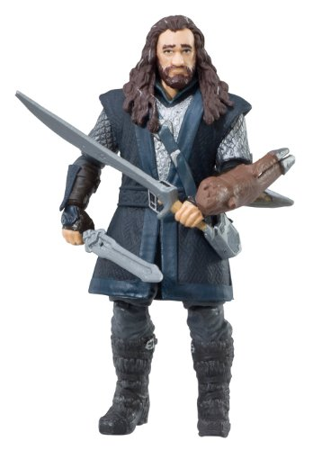 The Hobbit - BD16003 - Figurine - Thorin Ecu de Chêne x 1 - 9 cm