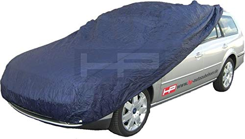 HP Autozubehör Nylon GANZGARAGE GRÖSSE M 457 x 165 x 119 cm Nylon CAR Cover