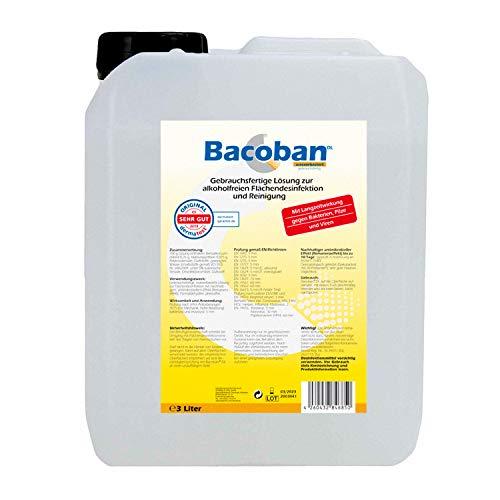 BACOBAN® Langzeit Flächendesinfektion