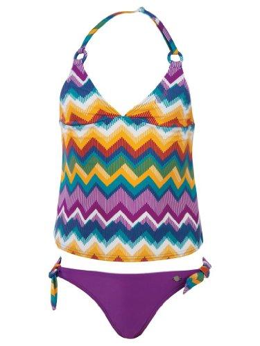 Protest Taniki voor meisjes, bikini STANFIELD paars, violet