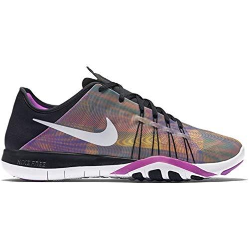 Nike Free TR 6 Print - 833424003 - Farbe: Schwarz - Größe: 35.5