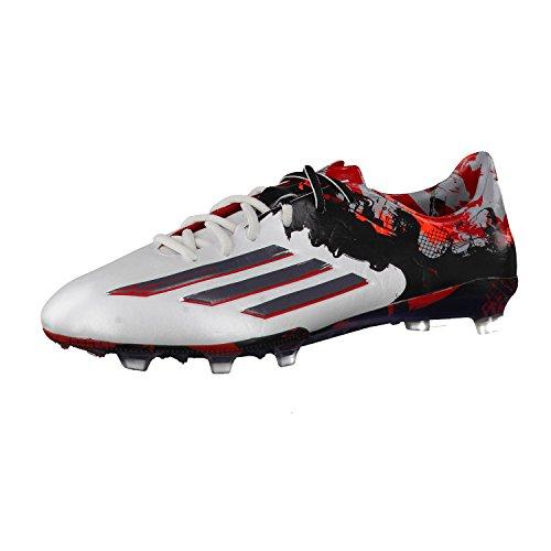 adidas adidas Messi 10.1 FG, FTWWHT/Granit/Scarle, 10