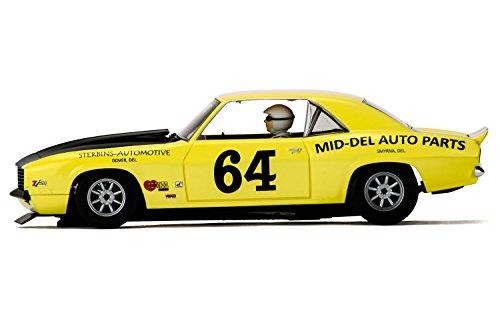 Scalextric- Véhicule Miniature-Chevrolet Camaro 1969 Trans Am, C3724