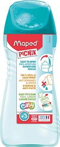 Maped PICNIK - drinkfles, kinderfles ORIGINS KIDS Aqua, 430 ml 430 ml turquoise