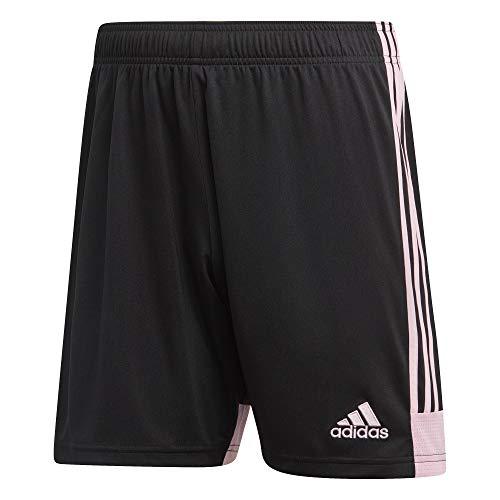 adidas Tastigo 19 Shorts Men Pantalones Cortos de Fútbol, Hombre, Negro (Black/True Pink), M