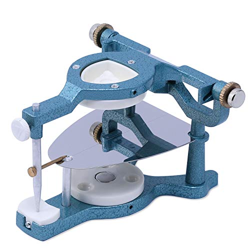Dental Magnetic Articulator, Adjustable Denture Articulator Laboratory Instruments