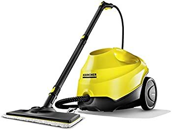 Karcher EasyFix Portable Steam Cleaner with Floor & Hand Nozzles