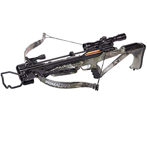CenterPoint Primal Recurve Crossbow Package AXRP220CK