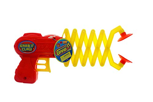 Grab-It Huge Claw Blaster/Gun Extends 12' Funny Gag Novelty Toy