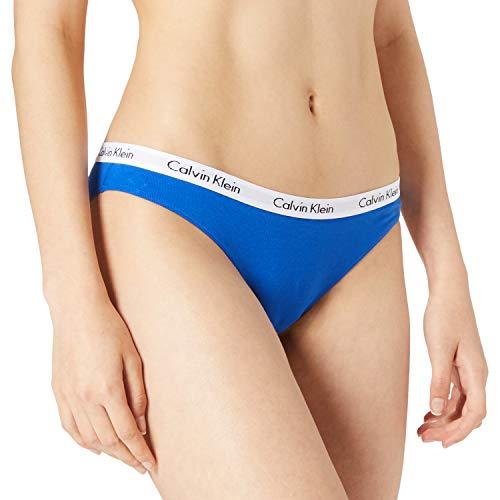 Calvin Klein Carousel Braguita de Bikini, Hervidor de Agua Azul, L para...
