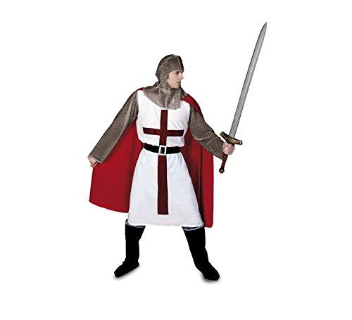 Disfraz de Caballero Medieval para hombre talla M-L