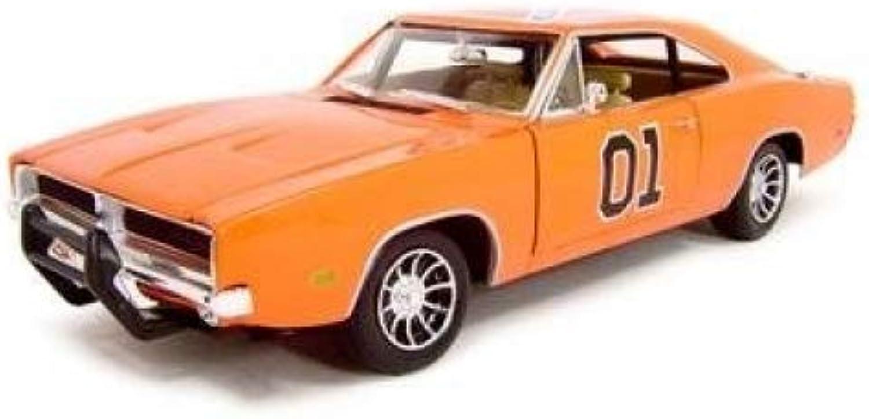 1969 Dodge Charger Dukes of Hazzard General Lee Diecast Model 1 18 Die Cast Car by RC2 B000LTEZ3I Kaufen  | Gewinnen Sie das Lob der Kunden