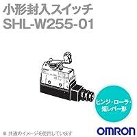 オムロン(OMRON) SHL-W255-01 小形封入スイッチ SHLシリーズ (ヒンジ・ローラ・短レバー形) NN
