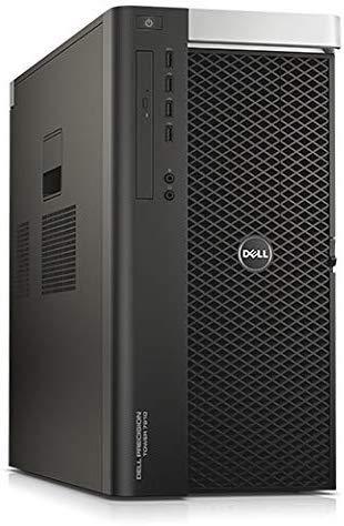 Dell Workstation T7810 mit 16 Prozessor Kernen (2 x Intel Xeon E5-2630v3 | 128GB RAM | 500GB SSD + 4TB HDD | Nvidia NVS 310 | Win10) - (Zertifiziert und Generalüberholt)