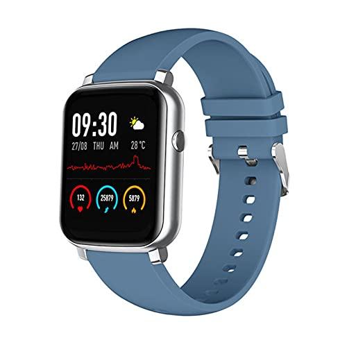 FZXL El Nuevo Reloj Bluetooth F1, Ritmo Cardíaco Y Presión Arterial, Recordatorio De Ciclo Menstrual Femenino, Reloj Deportivo Inteligente Multimodo,C