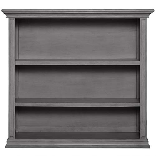 Fantastic Deal! Evolur Mini Bookcase, Rustic Grey