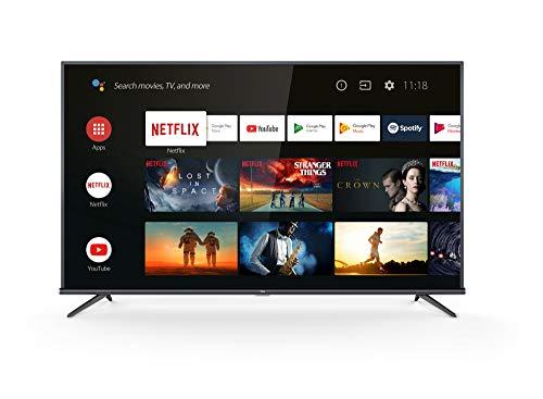 TCL 50DP660 127 cm (50 Zoll) Fernseher (Ultra HD, Triple Tuner, Smart TV)
