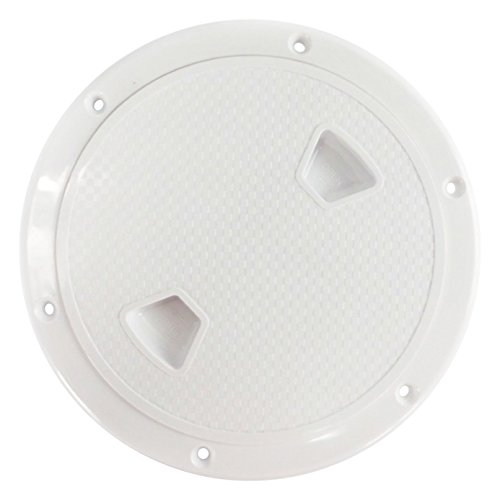 SEAFLO 6' Boat Round Non Slip Inspection Hatch with Detachable Cover