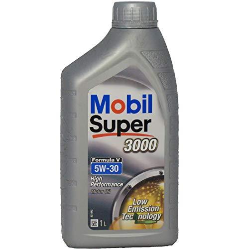 Mobil 1 152356 Mobil Super 3000 Formula V 5W30 GSP 12X1L