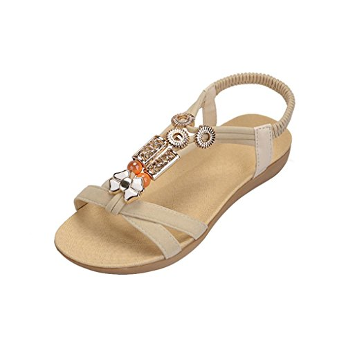 SANFASHION Bekleidung SANFASHION Damen Schuhe 144155 - Romana de Material Sintético Mujer