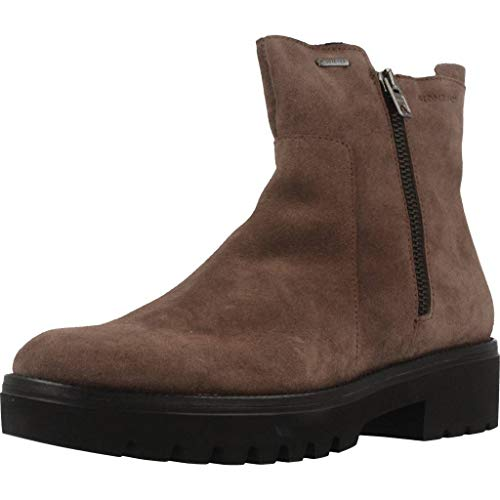 Stonefly Perry Gore 2 Bottines Boots Femme Brun Clair 37 EU