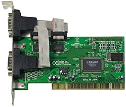 SYBA SD-PCI-2S pci to serial 2-port host controller card