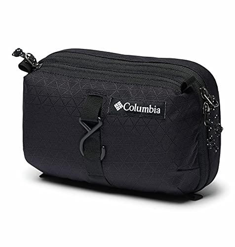 Columbia Mazama - Kit da viaggio da uomo, taglia unica, colore: Nero